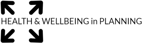 Health and Wellbeing in Planning Peer Support Network